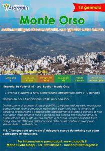 {focus_keyword} Monte Orso manifesto monte orso