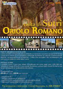 {focus_keyword} Sutri e Oriolo Romano manifesto sutri