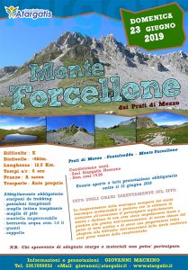 {focus_keyword} Monte Forcellone manifesto forcellone