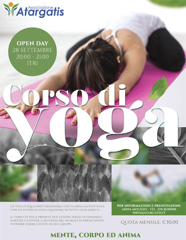 Corso di Yoga